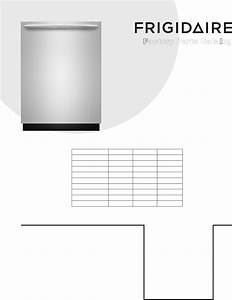 Frigidaire Dishwasher Fgid2474qf User Guide