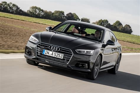New Audi A5 Sportback 2018 Review Pictures Auto Express