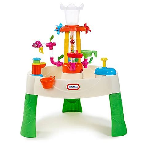 little tikes fountain factory water table little tikes fountain factory water table bed bath beyond