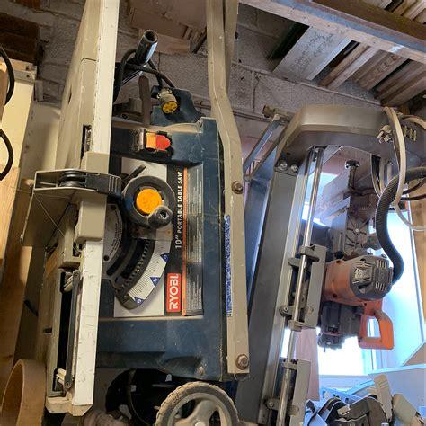 woodworking equipment caspert auctioneers