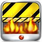 Icon Burn Imod Dock Firewall Website Icons