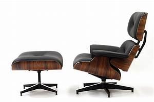 The eames lounge chair an icon of modern design book for Eames chair design