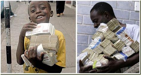 sharehere billions  zimbabwe dollars  zimbabwe inflation