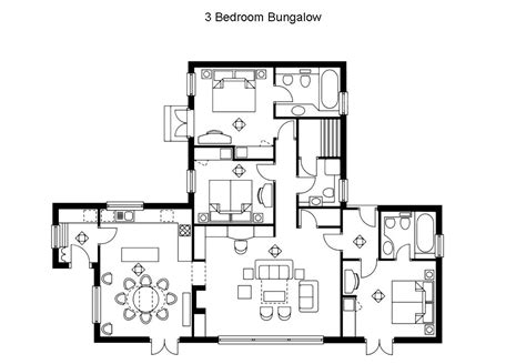 smart placement bathroom floor plan layout ideas bungalow floor plans home design ideas