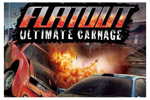 baixar flatout ultimate carnage demo pc ita