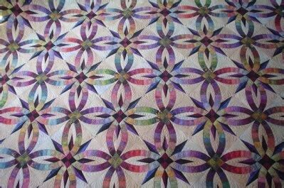 double wedding ring quilt dreams   true quilting cubby
