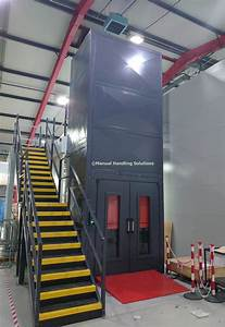 Goods Lifts Consett County Durham  A Platform Size 1400mm