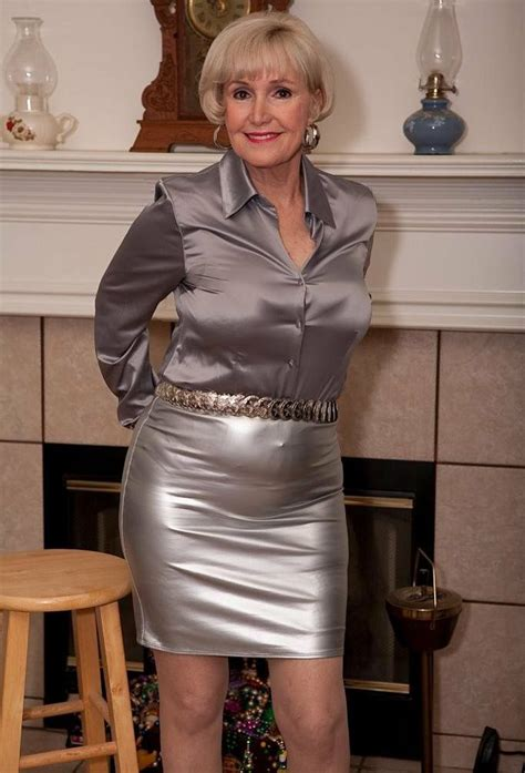Pin By Bob On Lola Lee In 2019 Satin Blouses Blouse