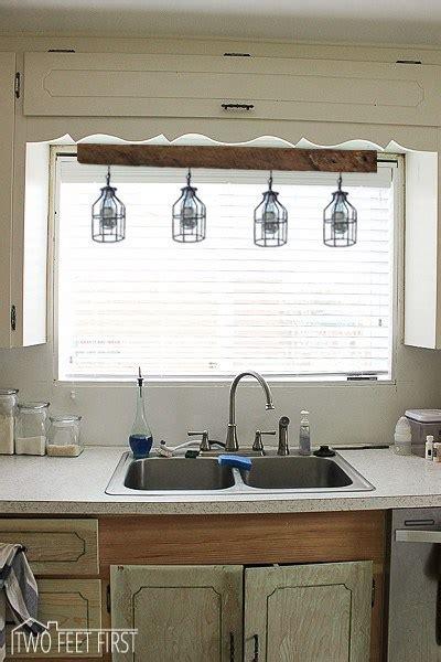Lighting Above Kitchen Sink Inspiration