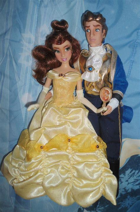 princess belle  beauty  beast  doll