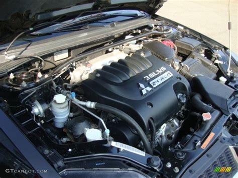 2006 Mitsubishi Galant Gts V6 3.8 Liter Sohc 24-valve V6