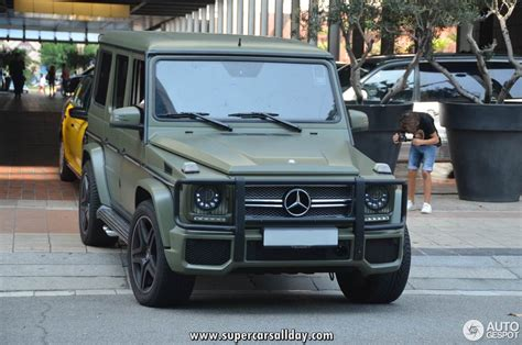 Mersedes G 65 Amg by Mercedes G 65 Amg 25 August 2016 Autogespot