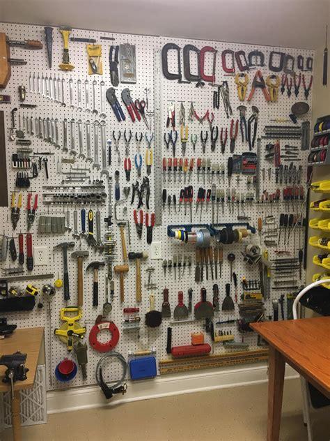 「うちの父親は『工具』をこんな風に保管している」多くの人が感心する収納のしかたらばq