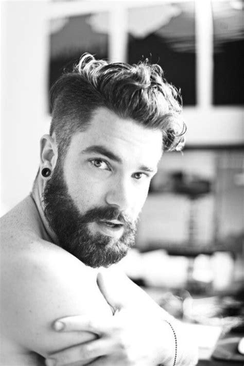 30 Beard Hairstyles For Men To Try This Year - Feed