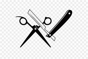 Comb Barber Hairstyle Hairdresser Vector Barber Tools