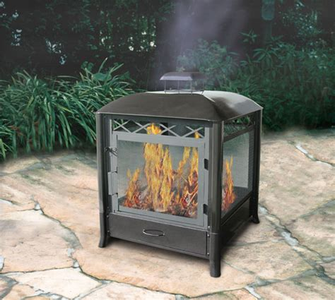 beautiful outdoor fireplaces  fire pits design swan