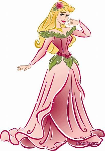 Aurora Princess Disney Sleeping Beauty Rose Briar