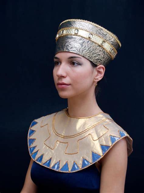 homemade egyptian costume  steps
