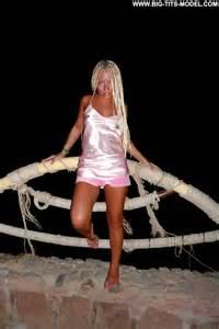 Miss Big Tits Sexy Amateur Girlfriend Blonde Bikini Beach