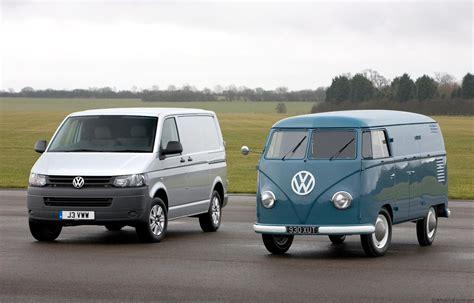 vw transporter kombi volkswagen transporter celebrates 60 years new model due