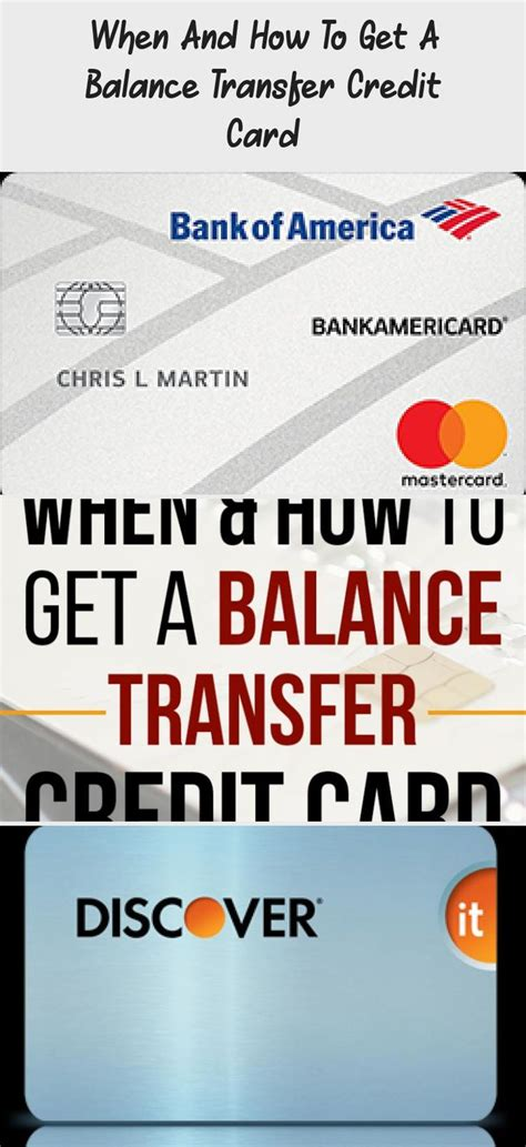 Get notified when new inquiries, new accounts, public records, fraud alerts, and personal information updates are detected on your experian credit report. When And How To Get A Balance Transfer Credit Card in 2020 (With images) | Credit card transfer ...