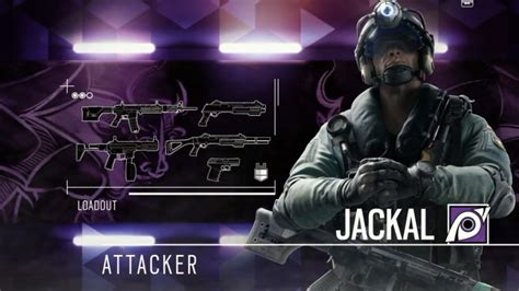 |tom Clancy's Rainbow Six Siege| Jackal Ability