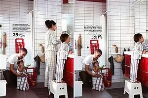 IKEA Catalog in Saudi Arabia Removed Some Women - WSJ