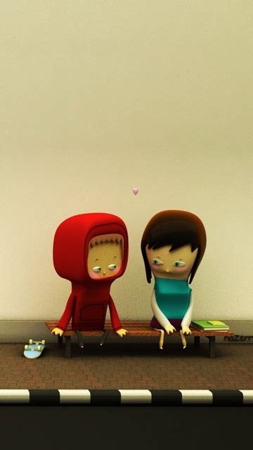 Animated Dolls Wallpapers For Mobile - 3d dolls mobile phone wallpapers 360x640 hd