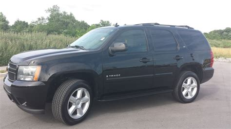 Chevy Tahoe 2007 by Sold 2007 Chevrolet Tahoe Lt 4x2 61k 1 0wner Only 61k 8