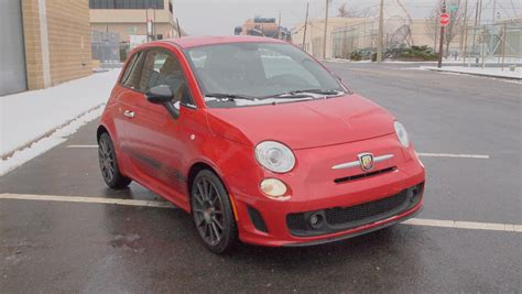2013 Fiat Abarth Review by 2013 Fiat 500 Abarth The Gets Better G Style Magazine