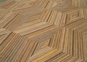 Wood Floor Patterns Can Innovate The Decoration Of The