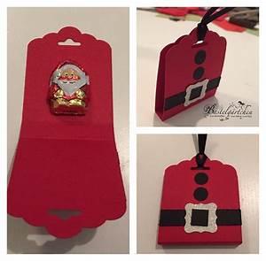 Kleine Weihnachtsgeschenke Basteln : kleine schoki nikolaus verpackung basteln weihnachten ~ A.2002-acura-tl-radio.info Haus und Dekorationen