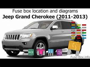 2013 Jeep Wrangler Fuse Diagram : fuse box location and diagrams jeep grand cherokee 2011 ~ A.2002-acura-tl-radio.info Haus und Dekorationen