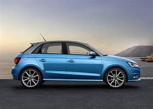 Audi A 1 : 2015 audi a1 facelift unveiled ~ Gottalentnigeria.com Avis de Voitures