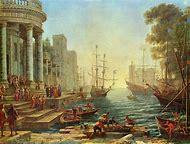 Claude Lorrain Paintings