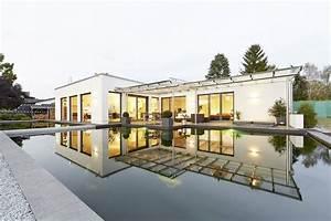 Dänische Fertighäuser Bungalow : fertighaus bungalow algarve 182 ein fertighaus von ~ Watch28wear.com Haus und Dekorationen