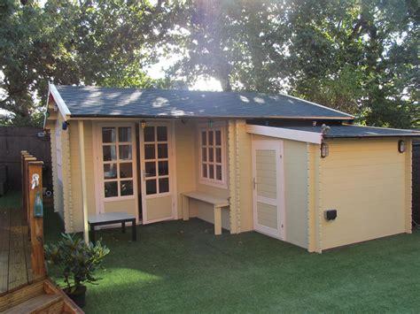 log cabin shed johan log cabin 5 0x4 1m