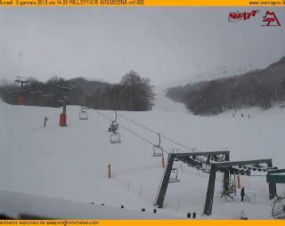 aremogna web centroabruzzonews risveglio con la neve nel centro abruzzo