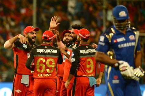 The opening game of the 2021 vivo ipl season will be played between the mumbai indians (mi) and bengaluru (rcb) at the chepauk in chennai on april 9th at 07:30 pm ist. IPL 2018 (RCB vs MI) - Turning Point of the Match