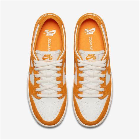 nike sb dunk circuit orange sneakernewscom