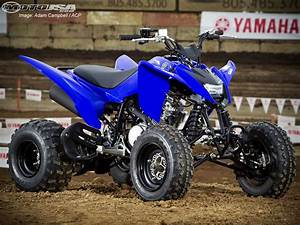 Quad 125 Yamaha : 2011 yamaha raptor 125 first ride photos motorcycle usa ~ Nature-et-papiers.com Idées de Décoration