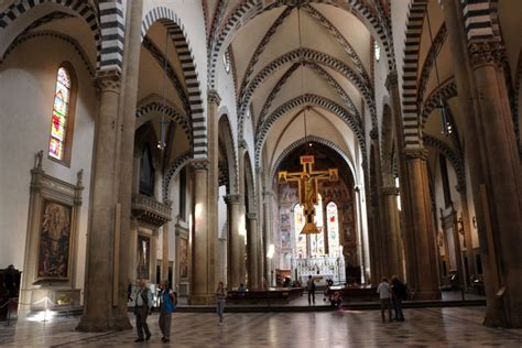 Cupola Santa Novella by Santa Novella Church Florence Italy