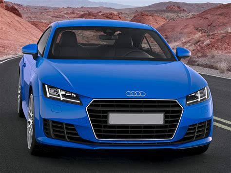 2017 audi tt price photos reviews features