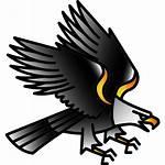 Eagle Tattoo Icon Icons Silhouette Animals Bald