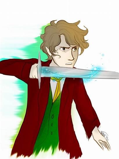 Baggins Bilbo Marion Hobbit Tolkien