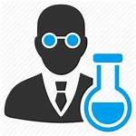 Icon Chemist Scientist Science Chemical Chemistry Labs