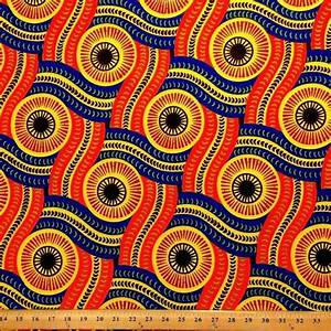 Serpent African Print (90116-3) - Fabric Wholesale Direct