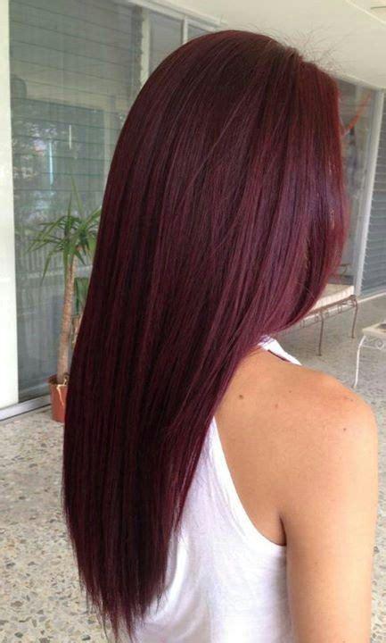 shades  burgundy hair color   eazy glam