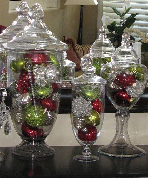 holiday fillers  apothecary jars loris favorite