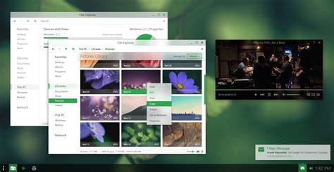 windows 10 ui concept by solmiler on deviantart